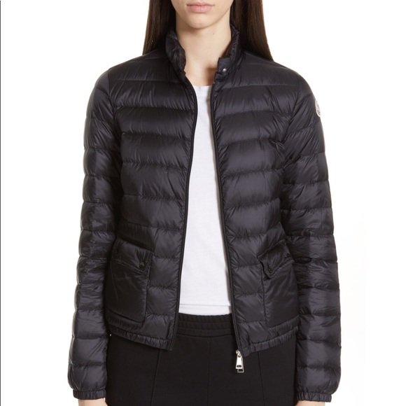Moncler Lans Water Resistant Down Women's Jacket